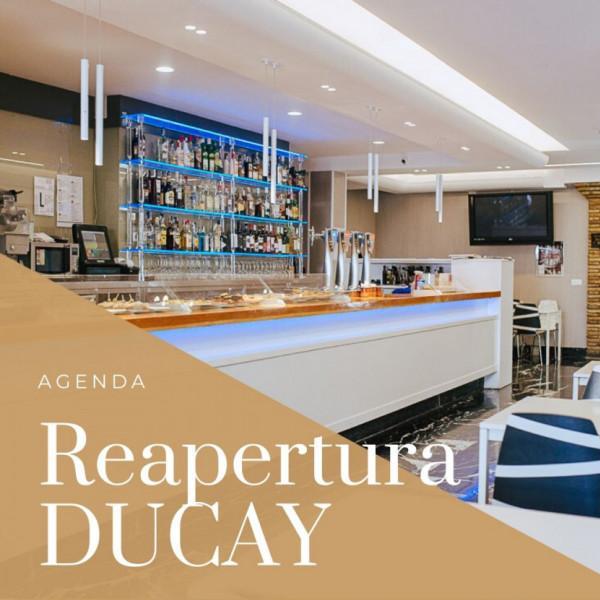 Reapertura Ducay