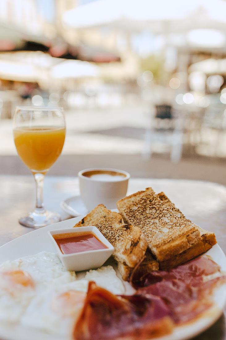 Desayuno Ducay Olite